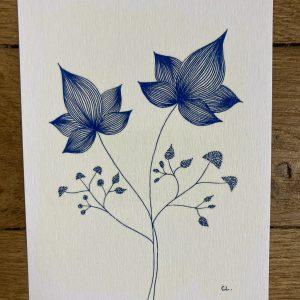 "Carte postale ""Aurore"" - 10x15"